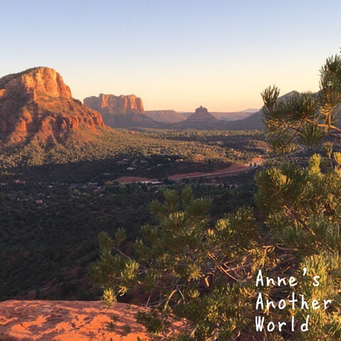 #thenexttotheairportmesavortex #sedona #sunset - from Instagram