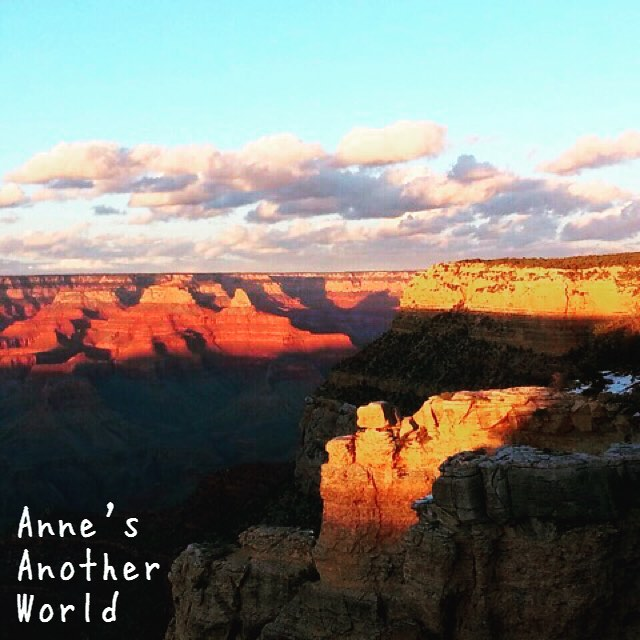 #iloveclouds️ #grandcanyon - from Instagram