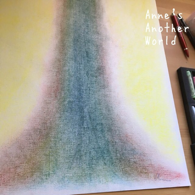 #mynewartwork #sad tree #悲しい木 #ある日出逢った木 - from Instagram