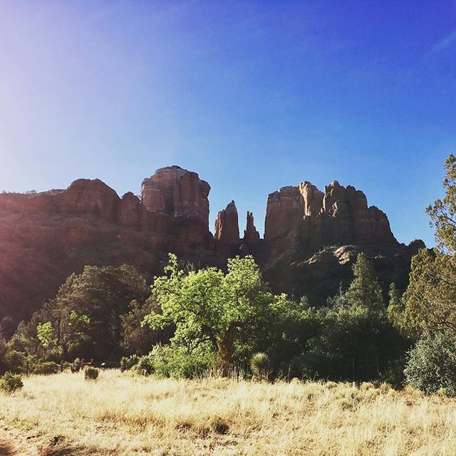 #solotraveler #cathedralrocksedona #arizona https://m.facebook.com/anne0710 - from Instagram