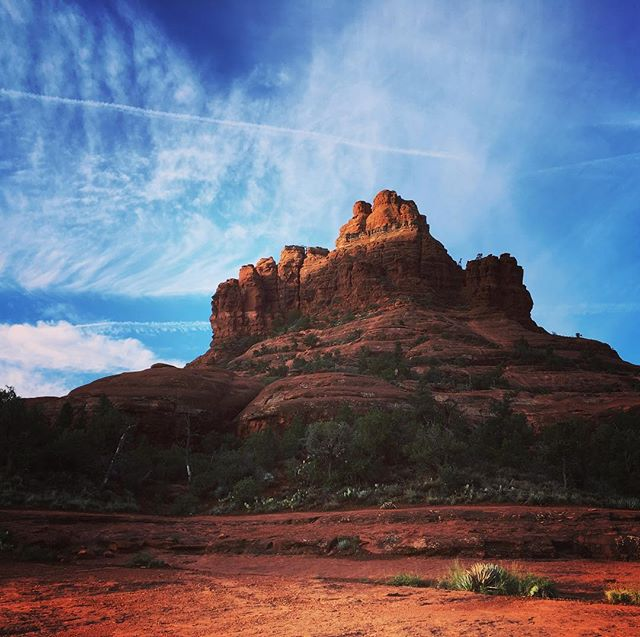 #bellrockvortex #sedonaaz - from Instagram